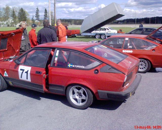Gelleråsen 13 Maj 2006, race 1&2