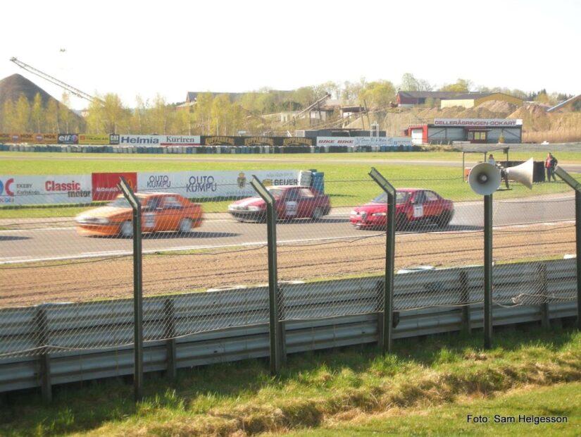 Gelleråsen 2 Maj 2009, Race 1&2
