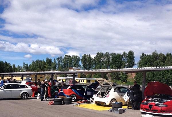Kinnekulle 13 juni 2014, race 3&4