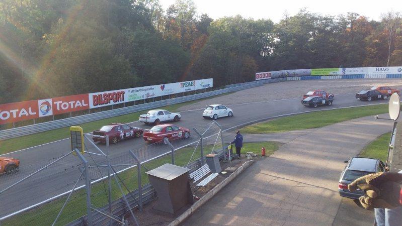 Knutstorp 4 oktober 2014, race 9&10